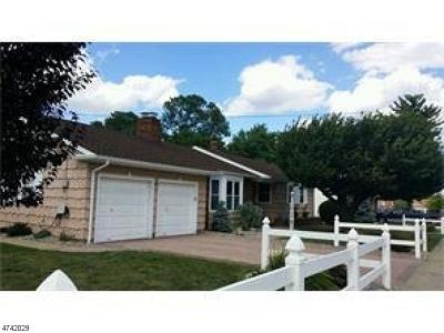 South River Boro Single Family Home For Sale: 34 Lexington Ave