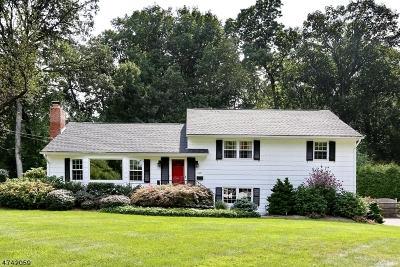 Wyckoff Twp. Single Family Home For Sale: 540 Covington Pl