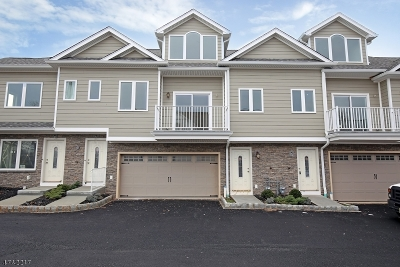 Springfield Twp. Condo/Townhouse For Sale: 156 Mountain Ave Unit 6 #6