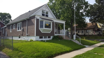 Roselle Boro Single Family Home For Sale: 400 Harrison Ave