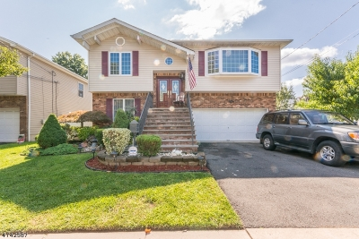 Roselle Park Boro Single Family Home For Sale: 264 W Clay Ave
