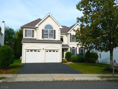 Single Family Home For Sale: 35 Watchung Dr
