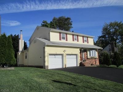 Union Twp. Single Family Home For Sale: 360 Washington Ave