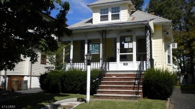 Single Family Home For Sale: 180 Hadley Ave #1