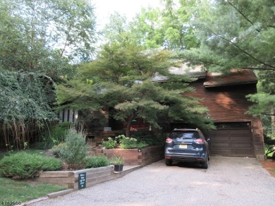 Morris Twp. Single Family Home For Sale: 122 Lake Valley Rd