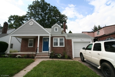 Union Twp. Single Family Home For Sale: 1334 Barbara Ave