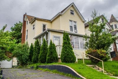 Roselle Park Boro Single Family Home For Sale: 112 Locust St