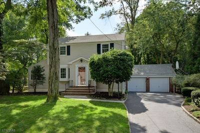 Scotch Plains Twp. Single Family Home For Sale: 1820 Quimby Ln