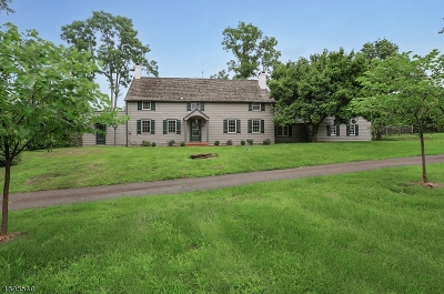 Bridgewater Twp. Single Family Home For Sale: 700 Meadow Rd