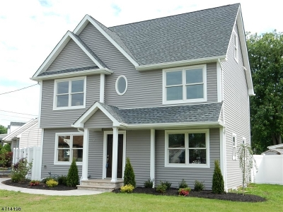 Clark Twp. Single Family Home For Sale: 12 Dawn Dr