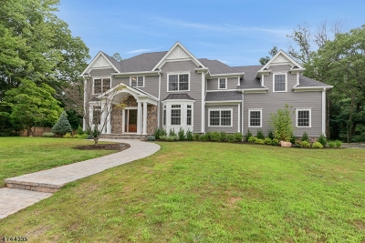 Scotch Plains Twp. Single Family Home For Sale: 1896 N Gate Rd
