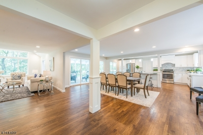 Parsippany Single Family Home For Sale: 3 Puddingstone Rd