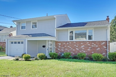 Union Twp. Single Family Home For Sale: 2710 Alice Ter