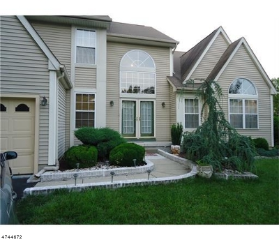 South Brunswick Twp. Single Family Home For Sale: 2 Jesse Ct