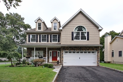 Scotch Plains Twp. Single Family Home For Sale: 2031 Prospect Ave