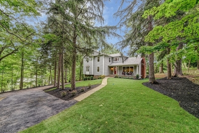Berkeley Heights Twp. Single Family Home For Sale: 101 Kent Dr
