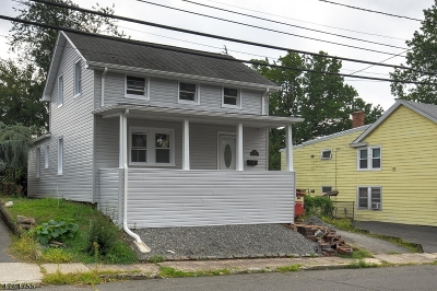 Nutley Twp. Single Family Home For Sale: 286 Prospect St