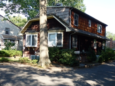 New Providence Boro Single Family Home For Sale: 1502 Springfield Ave