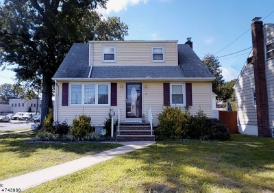 Union Twp. Single Family Home For Sale: 4 Jensen Ln