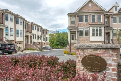 Morris Twp. Condo/Townhouse For Sale: 18 Howland Terrace