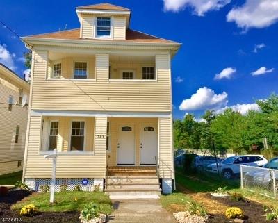 Roselle Boro Multi Family Home For Sale: 375 E 9th Ave