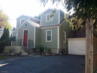 Parsippany-Troy Hills Twp. Single Family Home For Sale: 414 N Beverwyck Rd