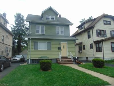 Elizabeth City Multi Family Home For Sale: 343-45 Elmora Ave