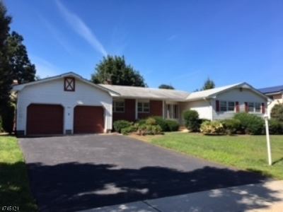 Piscataway Twp. Single Family Home For Sale: 12 Gramercy Dr