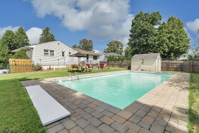 Parsippany-Troy Hills Twp. Single Family Home For Sale: 719 Littleton Rd