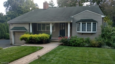 Westfield Town NJ Rental Rented: $3,600 (For Rent)