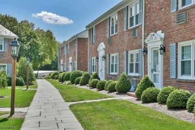 Summit City Condo/Townhouse For Sale: 66 New England Ave, Unit 19