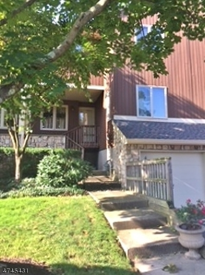 Bridgewater Twp. Condo/Townhouse For Sale: 4 Bond St