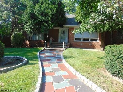 Hillside Twp. Single Family Home For Sale: 558 Riverside Dr