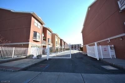Elizabeth City Condo/Townhouse For Sale: 9 Harbor Front Plz A9