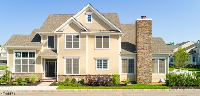 Essex County, Morris County, Union County Condo/Townhouse For Sale: 1101 Tillinghast Turn