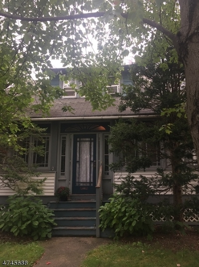 Maplewood Twp. Single Family Home For Sale: 87 Union Ave