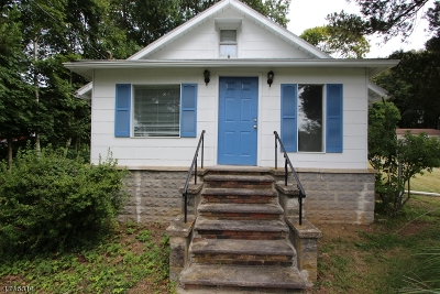 Randolph Twp. Single Family Home For Sale: 20 Piersons Hill Road