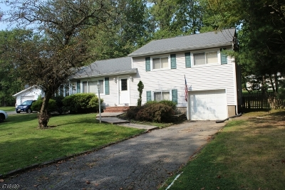 Livingston Twp. Single Family Home For Sale: 5 Kinkead Dr