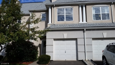 Wayne Twp. Condo/Townhouse For Sale: 8018 Brittany Dr