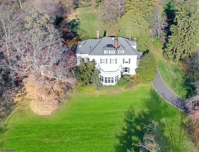 Millburn Twp. NJ Single Family Home For Sale: $1,799,000