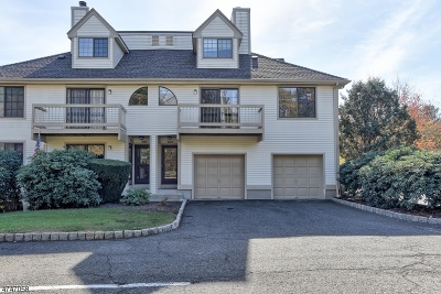 Bernards Twp. Condo/Townhouse For Sale: 2003 Rose Ct