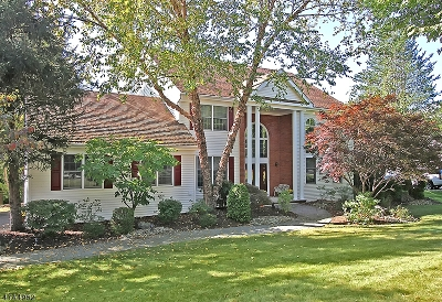 Long Hill Twp Single Family Home Active Under Contract: 61 Delaware Ave