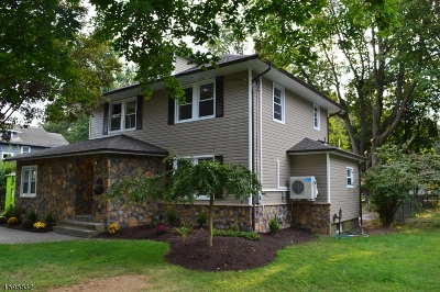 Boonton Town Single Family Home For Sale: 149 Overlook Ave