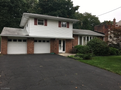 Cranford Twp. Single Family Home For Sale: 4 Clark St