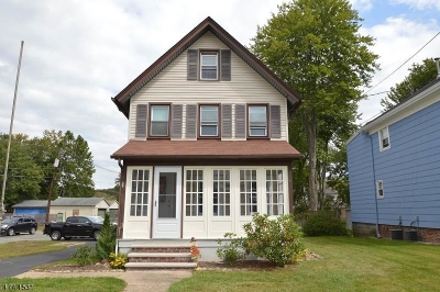 Morris Twp. Single Family Home For Sale: 392 South St
