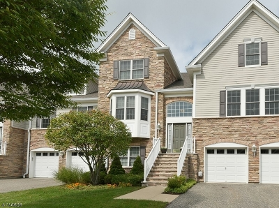 West Orange Twp. Condo/Townhouse For Sale: 45 Baxter Ln #45
