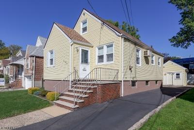Roselle Park Boro Single Family Home For Sale: 145 Butler Ave