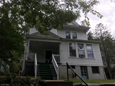 Morristown Town NJ Multi Family Home For Sale: $437,800