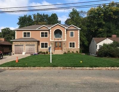 West Orange Twp. Single Family Home For Sale: 293 Saint Cloud Ave