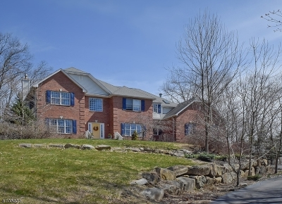 Sparta Twp. Single Family Home For Sale: 15 Crestview Ln